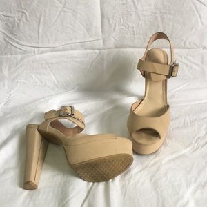 BAMBOO Shoes - Heels